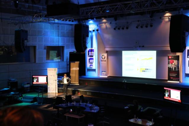L'an passé, les Rencontres Radio 2.0 avaient été organisées au Studio 105 à Radio France