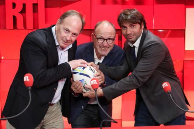 Ian Borthwick, Jean-Michel Rascol, Christophe Dominici
