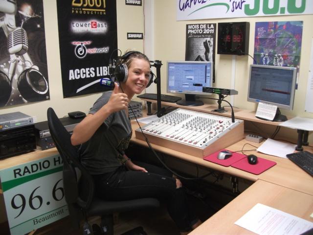 La radio Hag'FM ouvre ses portes aux auditeurs