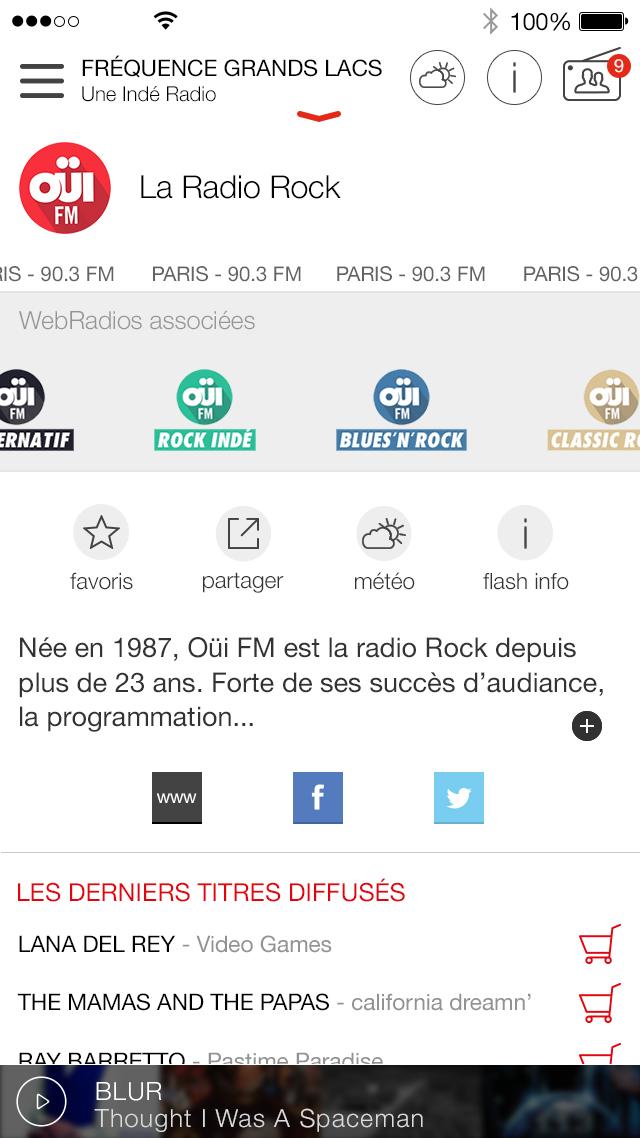 L'appli Les Indés Radios intègre près de 200 webradios