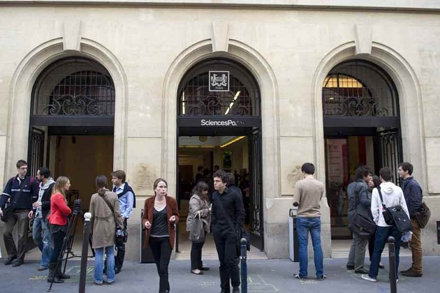 Sciences Po Paris a relancé sa webradio