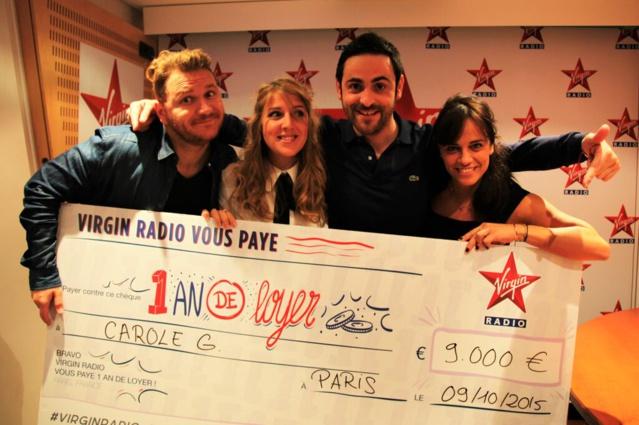 A 7h20, Carole a gagné 9 000 €