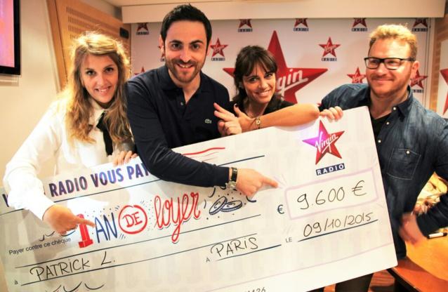 A 9h20, Patrick a gagné 9 600 €