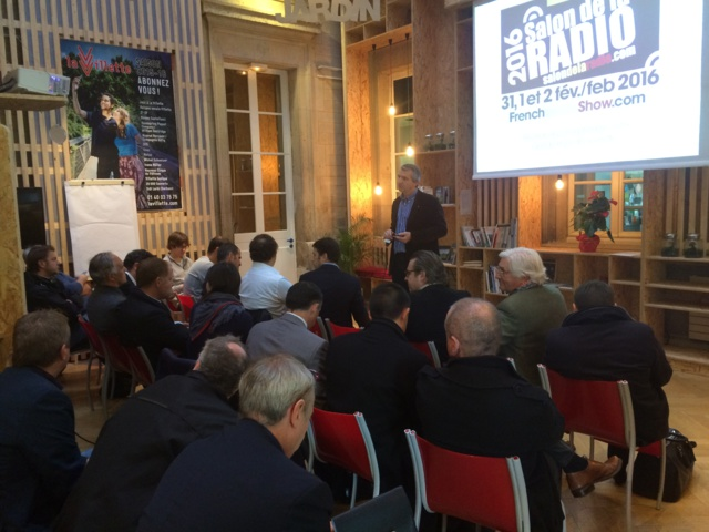 Le 23 septembre dernier, Philippe Chapot et une quarantaine d'exposants et d'intervenants ont validé le choix du lieu de la prochaine édition.