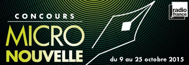 Radio France : un concours de la micro nouvelle
