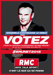 Éric Brunet doit-il partir de RMC ?