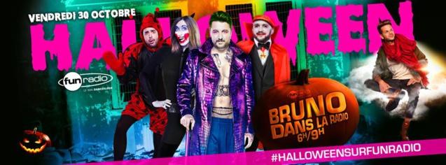 Les Musicales de RTL en mode Halloween