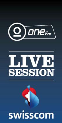Première édition de la One FM Live Session
