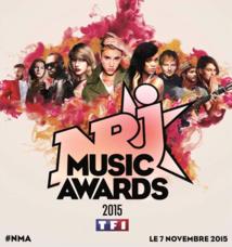 La 17e édition des NRJ Music Awards sera retransmise en direct sur TF1 et NRJ