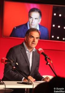 Christopher Baldelli lors de la présentation de la grille de rentrée de RTL © Serge Surpin