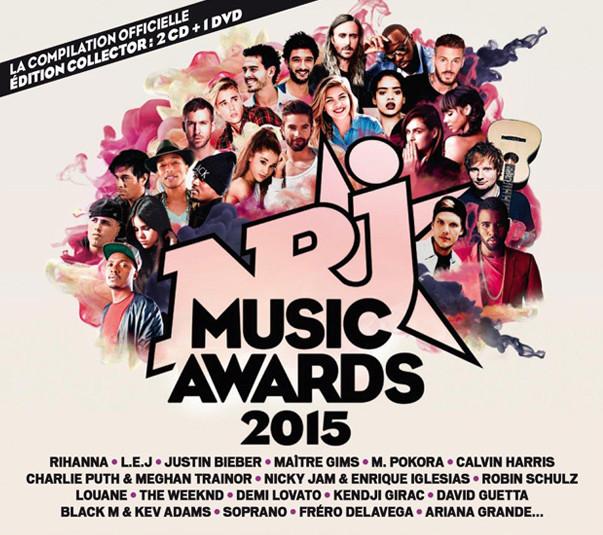 La compilation des NRJ Music Awards n°1 des ventes