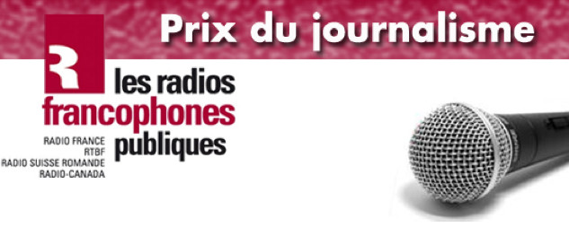 """Devenez juré du """"Prix du journalisme des Radios Francophones Publiques"""""""