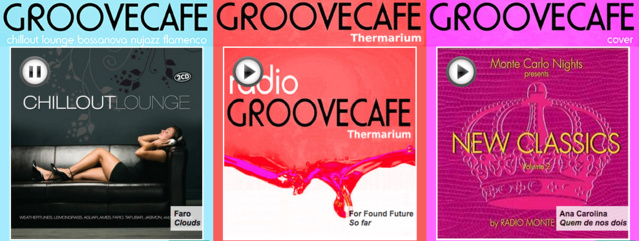 GrooveCafe Cover, difficile à imiter !
