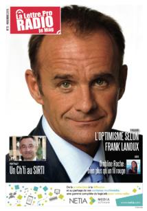 Frank Lanoux est le directeur des programmes de RMC depuis 2001 et le directeur général depuis 2008