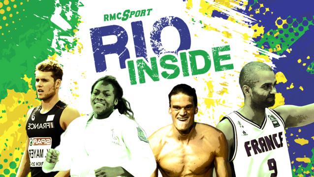RMC Rio Inside : les coulisses de la préparation des sportifs