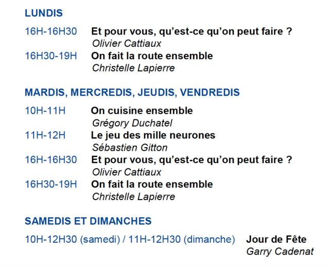 Un studio Igloo pour France Bleu Champagne-Ardenne