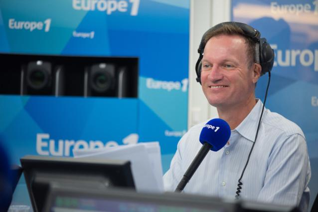 Michel Grossiord, lauréat dans la catégorie radio de la 3e édition du Prix des médias du dispositif médical © Christophe Guibbaud - Capa Pictures