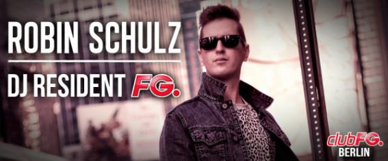 Robin Schulz devient DJ résident sur Radio FG