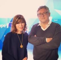 Michel Onfray invité d'Isabelle Morizet sur Europe 1