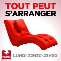 """""""Tout peut s'arranger"""" sur Voltage"""