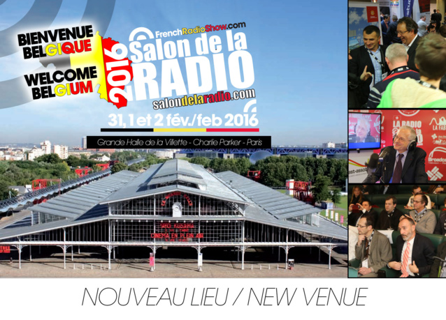 Salon de la Radio : des sessions et des exposants