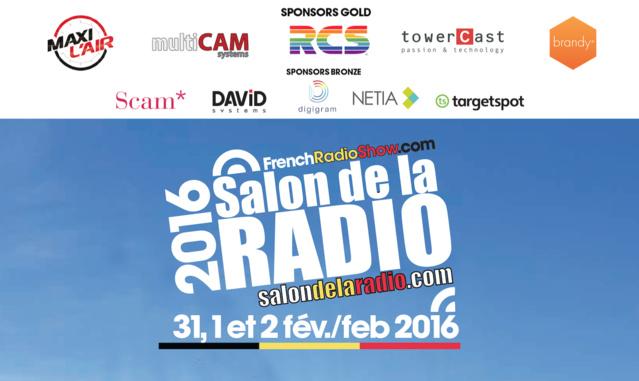 La Belgique à l'honneur au Salon de la Radio