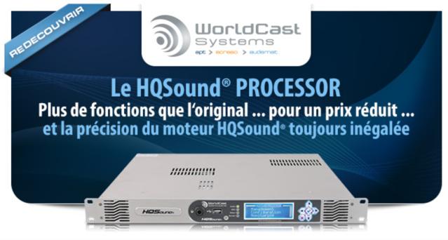 Le HQSound Processor se refait une beauté