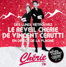 Vincent Cerutti en direct de La Plagne