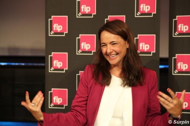Anne Sérode, directrice de Fip évoquera sa stratégie et sa vision pour cette chaîne de Radio France dans le prochain magazine La Lettre Pro de la Radio © Serge Surpin