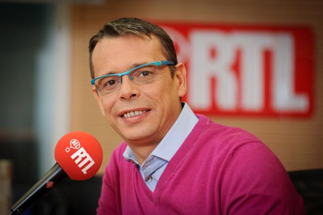 Premier à l'antenne de Bel RTL chaque jour, Fabrice Collignon est aussi réalisateur de toute la matinale. © RTL