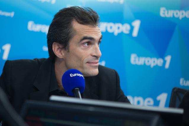 Raphael Enthoven présente Qui Vive entre 15 et 16h sur Europe 1 © Christophe Guibbaud