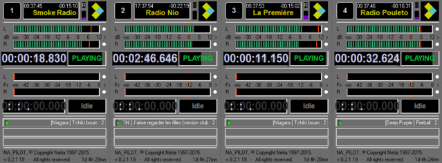 Netia AirPlayList 2.0 pilote Audio