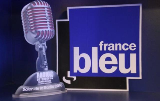 France Bleu élue radio généraliste de l'année
