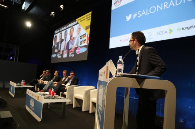 La Belgique était le pays invité d'honneur du Salon de la Radio et avec elle les professionnels de la radio belge