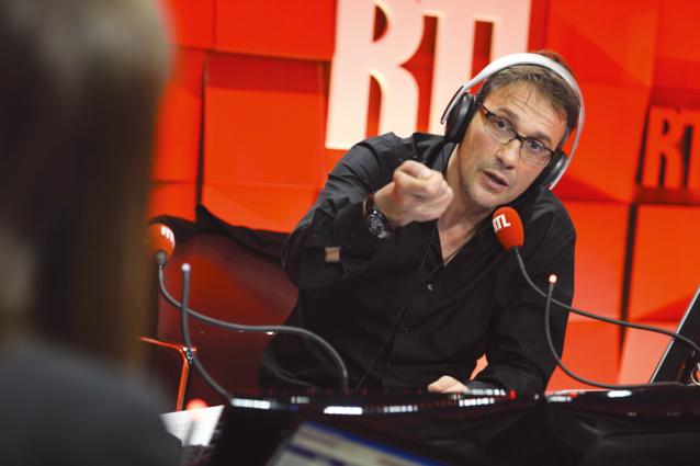 """Julien Courbet fêtera bientôt les 15 ans de """"Ça peut vous arriver"""" sur RTL © Elodie Grégoire"""