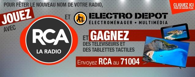 Nouvelle identité pour Radio Côte d'Amour