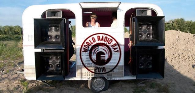 L'UER fait voyager les auditeurs à l'occasion de la Journée mondiale de la radio