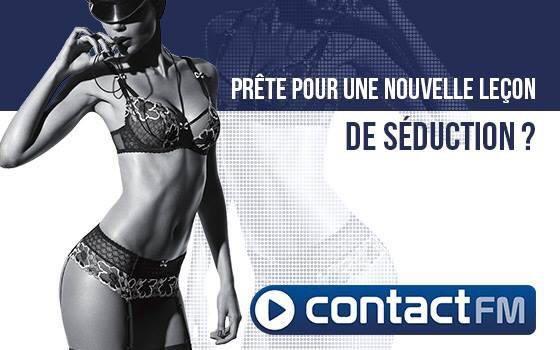 Contact FM : distribution de roses à Lille