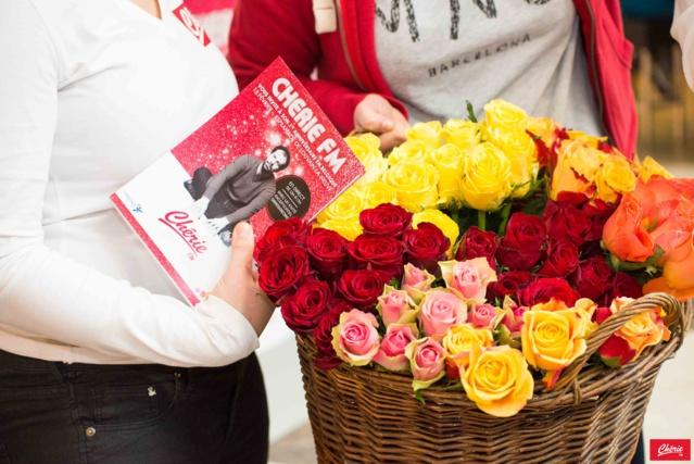 Premier anniversaire pour Chérie FM Belgique
