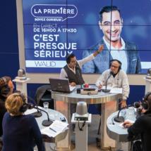 La Prem1ère à la Foire du Livre de Bruxelles