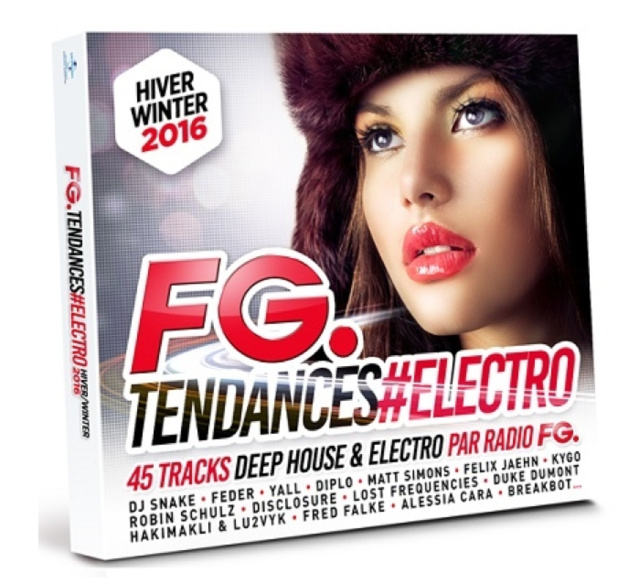 "Parution de  ""FG Tendances #Electro"" Winter 2016"