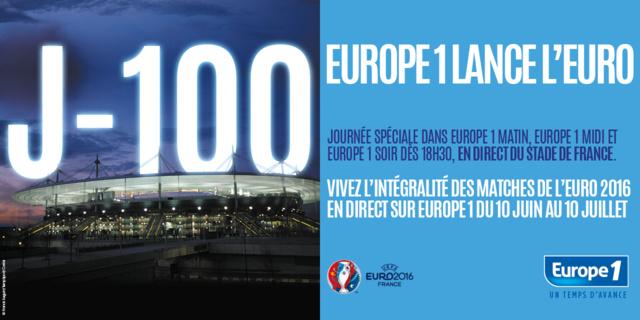 Europe 1 s'empare du Stade de France