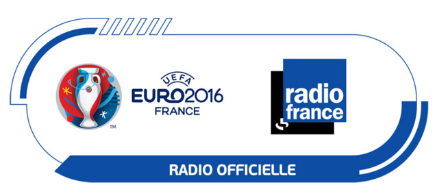Radio France : radio officielle de l'Euro 2016