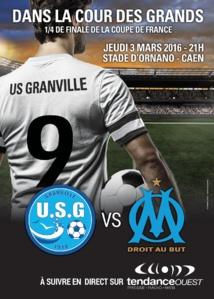 Tendance Ouest soutient l'US Granville