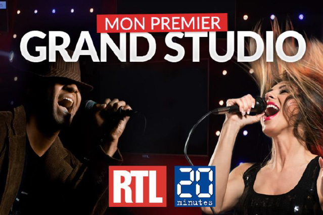 "RTL lance ""Mon premier Grand Studio RTL"""