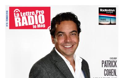 La Lettre Pro de la Radio n° 76 vient de paraitre