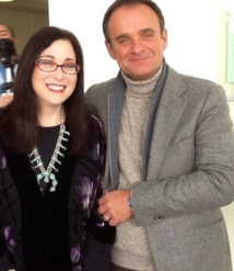 Valerie Geller et Frank Lanoux