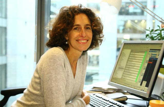 Emmanuelle Bastide et ses 7 milliards de voisins du lundi au vendredi à 10h10 sur RFI / Photo DR