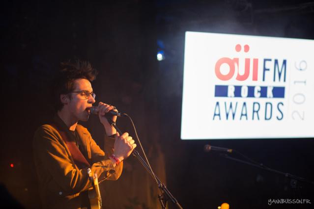 Oui FM Rock Awards : Les gagnants sont…