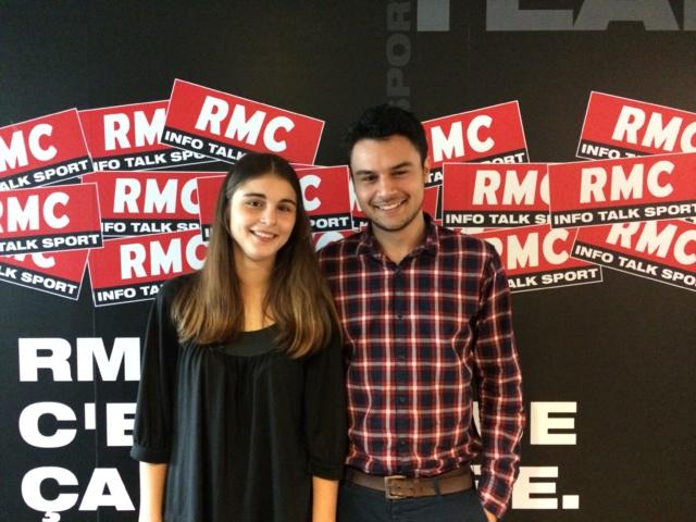 """Marie-Amélie Motte et Julien Morin les vainqueurs de la """"Bourse Marc Van Moere"""""""